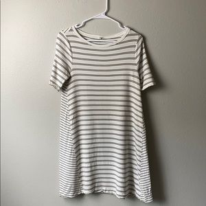 Lou and grey striped dress tunic